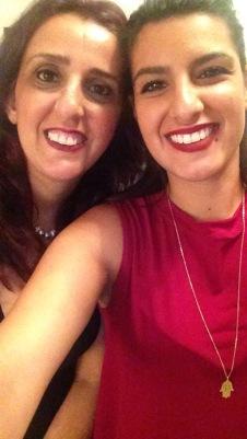 We're more like sisters