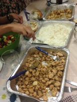 Shabbat Dinner!