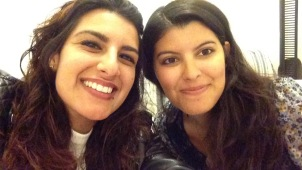 Pre-Shabbat Selfie